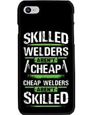 Skilled Welder's Phone Case i-phone-7-case