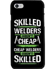 Skilled Welder's Phone Case i-phone-8-case
