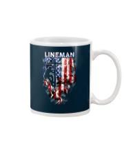 Proud American Lineman Mug thumbnail