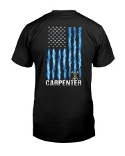 Proud Carpenter Classic T-Shirt thumbnail
