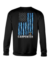 Proud Carpenter Crewneck Sweatshirt thumbnail