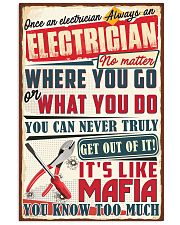 Truly Electrician  11x17 Poster front