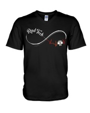 Awesome Rad tech V-Neck T-Shirt thumbnail