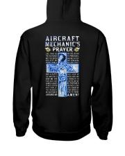 Aircraft Mechanic Prayer Hooded Sweatshirt tile