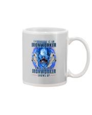 Until the real Ironworker shows up Mug thumbnail