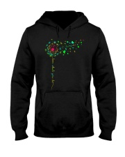 Caregiver Love what you do Hooded Sweatshirt thumbnail