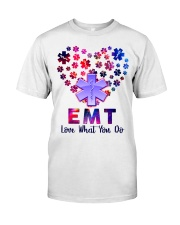 EMT Love what you do  Classic T-Shirt tile