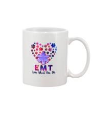 EMT Love what you do  Mug tile