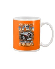 This Old man Show you How to be Lineman Mug thumbnail