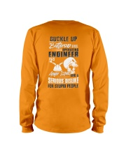 Operating Engineer: Serious dislike for Stupidity Long Sleeve Tee thumbnail