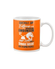 Operating Engineer: Serious dislike for Stupidity Mug thumbnail
