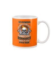 Ironworker: Annoy at your own risk  Mug thumbnail