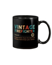 Vintage Firefighter Mug tile