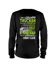 I am proud to be a Trucker Long Sleeve Tee thumbnail