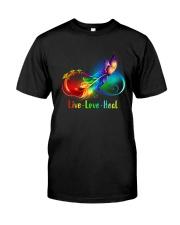 CNA: Live Love Heal Classic T-Shirt thumbnail