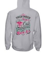 Tough enough to be a CNA Crazy enough to love it Hooded Sweatshirt thumbnail