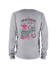 Tough enough to be a CNA Crazy enough to love it Long Sleeve Tee thumbnail