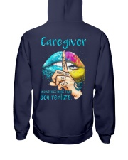 Caregiver Notices more than you realize Hooded Sweatshirt thumbnail