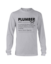 Plumber dictionary Long Sleeve Tee thumbnail