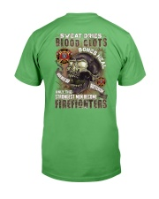 Strongest men become Firefighters Premium Fit Mens Tee thumbnail