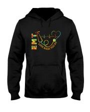 EMT: Love what you do Hooded Sweatshirt thumbnail