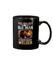 Let this Old Man show you How to be a Welder Mug thumbnail