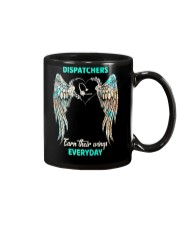 Dispatchers earn their wings everyday Mug thumbnail