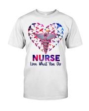 Nurse Love what you do  Classic T-Shirt tile