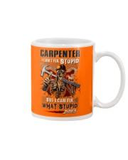 Carpenter: I can fix what stupid does Mug thumbnail