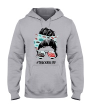 Trucker Life Hooded Sweatshirt thumbnail