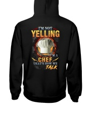I am not yelling that's how Chef's talk Hooded Sweatshirt thumbnail