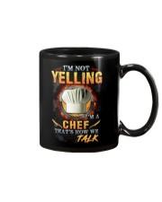 I am not yelling that's how Chef's talk Mug thumbnail
