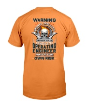 Operating Engineer: Annoy at your own risk  Premium Fit Mens Tee thumbnail