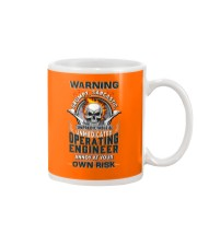 Operating Engineer: Annoy at your own risk  Mug thumbnail