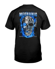 I can fix what stupid does Mechanic Premium Fit Mens Tee tile