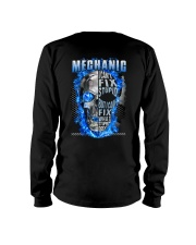 I can fix what stupid does Mechanic Long Sleeve Tee tile