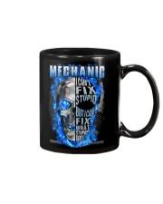 I can fix what stupid does Mechanic Mug tile