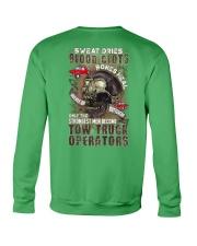 Strongest men become Tow Truck Operators Crewneck Sweatshirt thumbnail