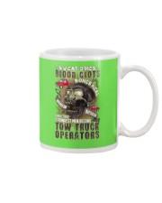 Strongest men become Tow Truck Operators Mug thumbnail