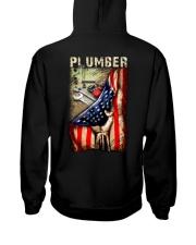 Proud Plumber Hooded Sweatshirt tile