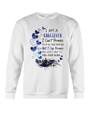 Caregiver's Promise Crewneck Sweatshirt thumbnail