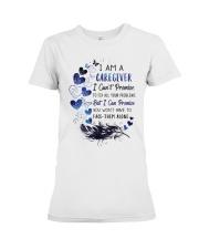 Caregiver's Promise Premium Fit Ladies Tee thumbnail