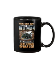 This Oldman show you How to be Tow Truck Operator Mug thumbnail