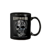 Electrician: I can fix what stupid does Mug thumbnail