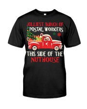 Awesome Postal Worker Classic T-Shirt tile