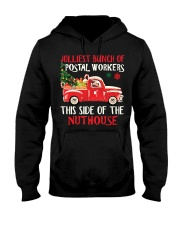 Awesome Postal Worker Hooded Sweatshirt tile