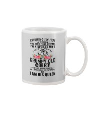 Chef's Wife: I am his Queen Mug thumbnail
