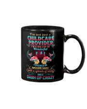 Childcare Providers are wonderful sassy crazy Mug thumbnail