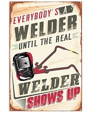 Awesome Welder's 11x17 Poster front