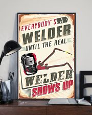 Awesome Welder's 11x17 Poster lifestyle-poster-2
